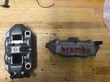 BMW S1000RR  Pinzas de Freno BREMBO M4  MONOBLOCK  100MM