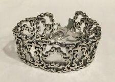 Brighton Silver Filigree Bracelet