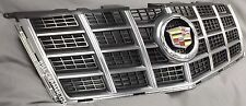 20995556 2012-2014 Cadillac CTS OEM Chrome with Black Mesh Grille NEW