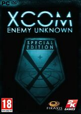 XCOM ENEMY UNKNOWN SPECIAL EDITION with EXCLUSIVE SPECIAL EDITION ITEMS!
