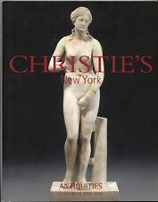 Christie's 2000 Ancient Greek Roman Judea Antiquties Archeology Auction Catalog