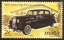 1965 VANDEN PLAS PRINCESS Car Automobile Mint Stamp