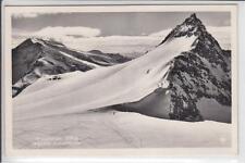 AK Uttendorf, Granatspitze, Skigebiet Rudolfshütte 1950 Foto-AK