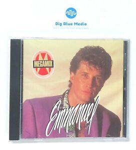 EMMANUEL - Megamix (CD, 1992, Sony)