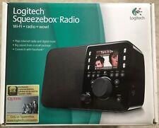Logitech Squeezebox Radio Wi-Fi in New Condition