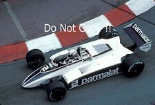 Riccardo Patrese Brabham BT49D Winner Monaco Grand Prix 1982 Photograph 3