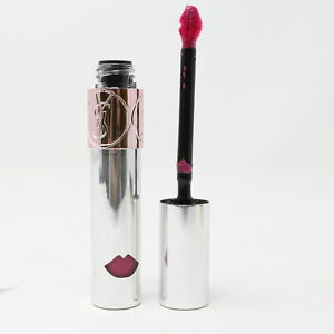 Yves Saint Laurent Volupte Lip Colour Balm 0.2oz 9 Strip Me Fuchsia New In Box