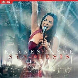 Evanescence: Synthesis Live DVD NEW