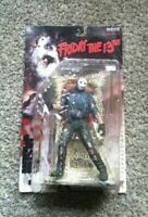 McFarlane Toys Jason Voorhees Friday the 13th Movie Maniacs Action Figure 1998
