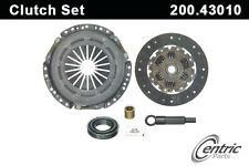 CENTRIC HD CLUTCH KIT SET FOR 91-92 ISUZU RODEO 3.1L 3137CC V6 GAS OHV