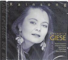 CD--CORNELIA GIESE -- -- RAINSONG