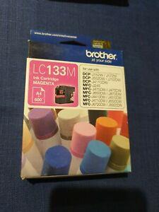 BROTHER LC133M INK CARTRIDGE Magenta