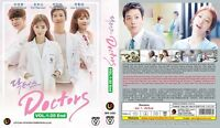 The Doctors (Chapter 1 - 20 End) ~ All Region ~ Brand New & Factory Seal