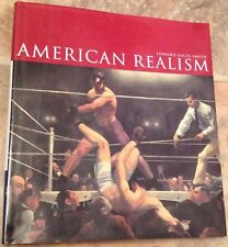 AMERICAN REALISM  EDWARD LUCIE-SMITH  HARDBACK  ART REFERENCE BOOK