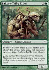 *MRM* FR 4x Ancêtre de la tribu Sakura (Tribe Elder)  MTG Champions