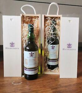 New NOV 2020 release - Laphroaig Highgrove whisky - 2 bottles