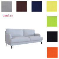 Custom Made Cover Fits IKEA Stocksund Sofa, Three-Seat Sofa, Replace Sofa Cover