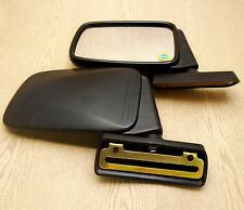 For Opel Toyota Datsun Mazda Peugeot Universal Pair View Side Door Mirror Square