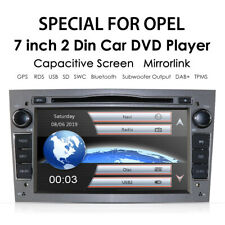"7"" Car DVD Player GPS Head Unit Navigation For Holden Opel Vauxhall Astra Combo"