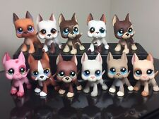 3X Littlest Pet Shop LPS Great Dane Dogs #577 #184 #817 3 Random FREE SHIPPING