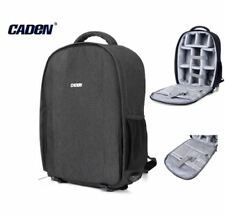 Caden D10 Water Resistant Camera Professional Bag Photography Travel Daypack