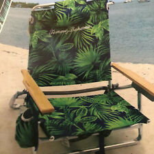 Tommy Bahama Backpack Beach Chair NEW