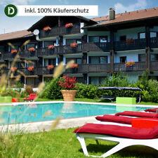 3 Tage Kurzurlaub in Oberstaufen im Allgäu im Hotel Ludwig Royal mit Halbpension