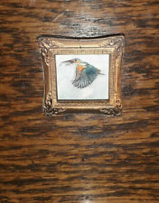 Collectable Dollshouse Miniature MiCRo Artwork ☆ signed by artist !