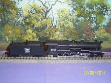 MINITRIX N SCALE #51 2075 00   2-10-0 LOCOMOTIVE CANADIAN NATIONAL #4001