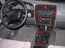TOYOTA 4RUNNER 4 RUNNER SR5 2WD INTERIOR WOOD DASH TRIM KIT SET 1999 2000 01 02