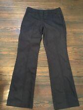 New York & Company Women's EUC  Dark Denim Like Trousers Size 2