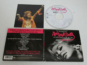 New York Dolls – Live From Royal Festival Hall, 2004/ Attack – 06076-86008-2