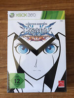 BLAZBLUE CONTINUUM SHIFT EXTEND LIMITED (Xbox 360)  Brand New Sealed PAL
