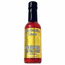 HEARTBREAKING DAWNS FERVOR REAPER CHILE HOT SAUCE - 5oz