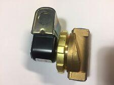 parker water solenoid valve 120V 1/2  NPT  G-23S 73136