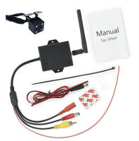 Wireless WiFi Car Rear View Reversing Camera Rearview Cam For Android Phone New