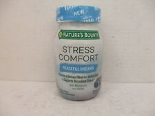 NATURE'S BOUNTY STRESS COMFORT PEACEFUL DREAMS 42 GUMMIES EA-EX: 7/21 AW 3500