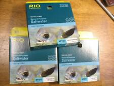 3 Rio Tropical General Purp. Saltwater fly fishing lines new in box - batch #26
