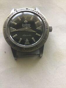 Zodiac Sea Wolf Watch(early 699 Model?) Not Working