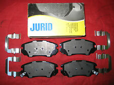 SAAB 9-5 YS3G 1.6i TURBO 2.0TD FRONT BRAKE PADS SET OE JURID 2010-2012 573269J