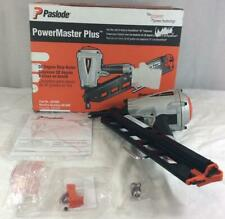 Paslode F350-S Power Master Plus 30 Degree Strip Nailer  #501000 - NEW!!!