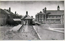 Waddington Hospital near Preston. West Wing.