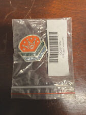 Scotty Cameron Pin badge Seven Point Crown Orange Club Member 2017