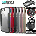 iPhone 7 Case 7 Plus 6 6s Plus For Apple Genuine X-doria Shield Metal Cover