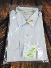 Uniform Shirt Military Union Made Custom Made Savannah Georgia Vintage 1967 NOS