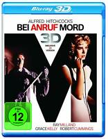 Bei Anruf Mord [3D + 2D Blu-Ray/NEU/OVP] Alfred Hitchcock mit Grace Kelly, Ray