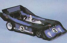 1/8 Elfin Can Am RC Car Body GP 1mm 295mm Mugen MRX2 3 4 5 Serpent 977 S0700