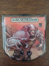 NEW Foil Magic MTG Relic Tokens  Legendary Collection KARN SILVER GOLEM