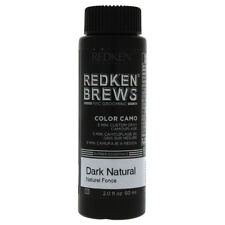 Brews Color Camo - Dark Natural by Redken for Men - 2 oz Hair Color