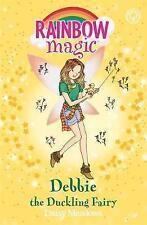 Debbie the Duckling Fairy: The Baby Farm Animal Fairies Book 1 (Rainbow Magic),